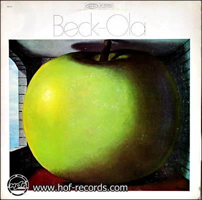 Jeff Beck - Beck Ola 1970 1lp