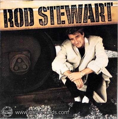 Rod Stewart - Rod Stewart 1986 1lp