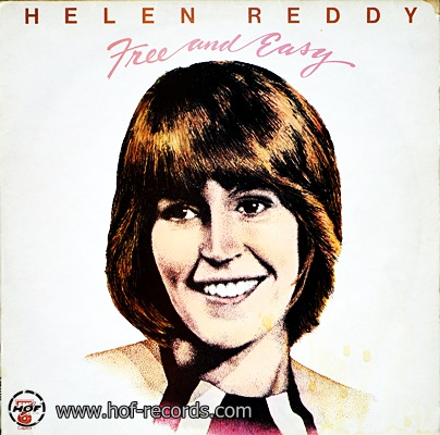 Helen Reddy - Free And Easy 1974 1lp