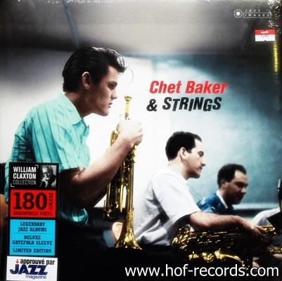 Chet Bakers - Chet Baker & Strings 1Lp N.