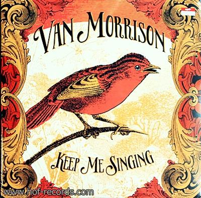 Van Morrison - Keep Me Singing 1Lp N.