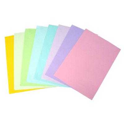 กระดาษการ์ดสีเหลือง A4/120 แกรม 500 แผ่น