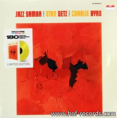 Stan Getz Charlie Byrd - Jazz Samba 1Lp N.