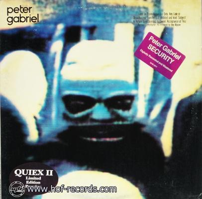 Peter Babriel - 4 1982 1lp
