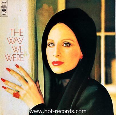 Barbra Streisand - The Way We Were 1974 1lp
