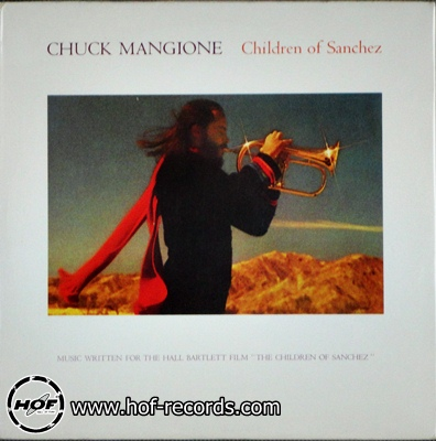 Chuck Mangione - children of sanchez 2lp