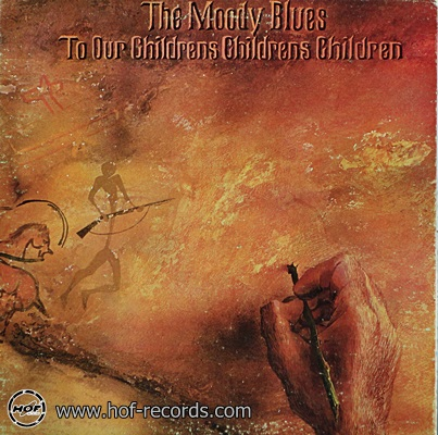 The Moody Blues - To Our Childrens Childrens Children 1969 1lp
