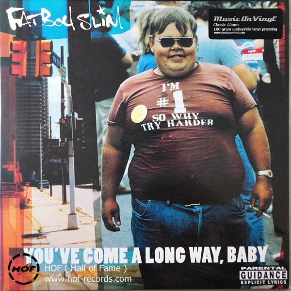 Fat boy Slim - You've come a long way , baby new
