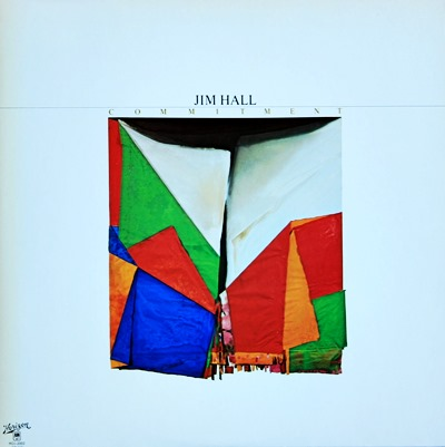 Jim Hall - Commitment 1976 1Lp