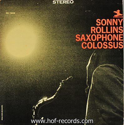 Sonny Rollins - Saxophone Colossus 1lp