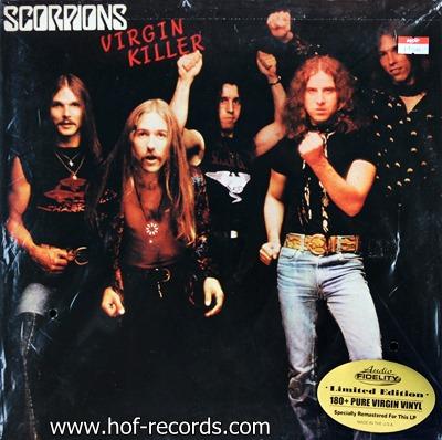 Scorpions - Virgin Killer 1lp N.