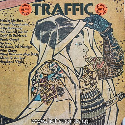 Traffic - More Heavy Traffic 1975