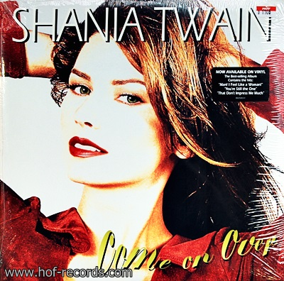 Shania Twain - Come On Over 2Lp N.