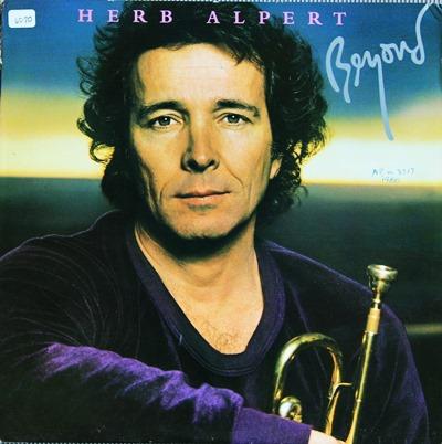 Herb Alpert - Beyond 1980