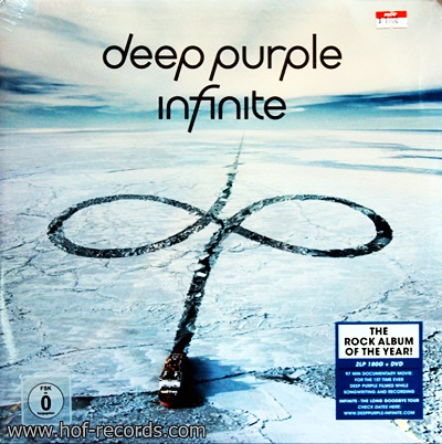 Deep Purple - Infinite 2Lp N.