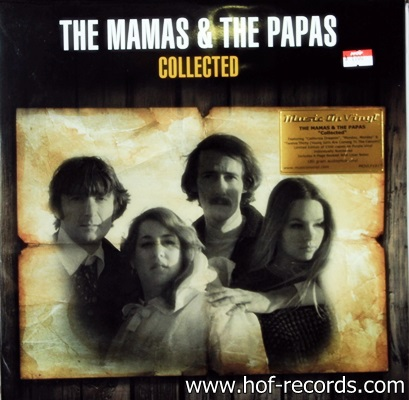 The Mama & The Papas - Collected 2Lp N.