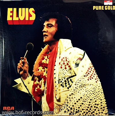 Elvis - Pure Gold 1Lp