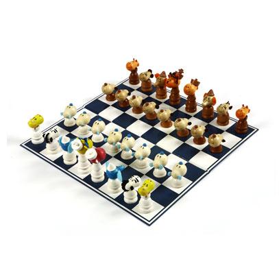ของเล่นเสริมพัฒนาการ ชุดเกมส์หมากรุกสัตว์น้อย Voila S064 [ส่งฟรี]