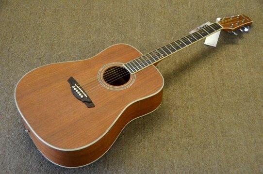 กีต้าร์ โปร่ง Guitar Hawks รุ่น D22M