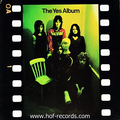 Yes - The Yes Album 1971 1lp