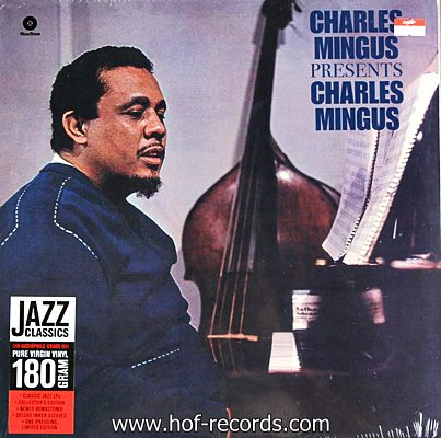 Charles Mingus - Presents 1lp