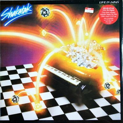 Shakatak - Live In Japan 2Lp N.