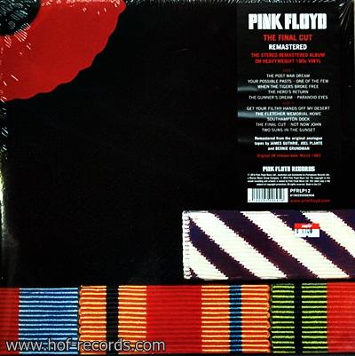 Pink Floyd - Final Cut 1Lp N.