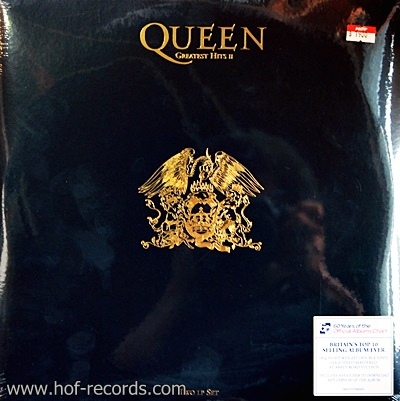 Queen - Greatest Hits II 2Lp N.