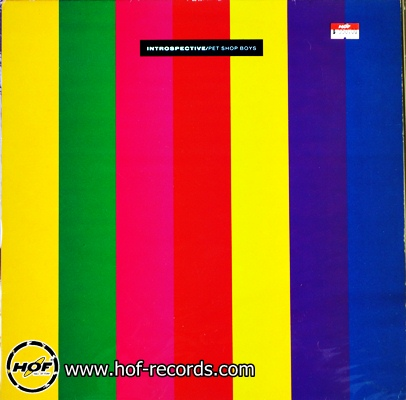 Pet Shop Boys - Introspective 1lp