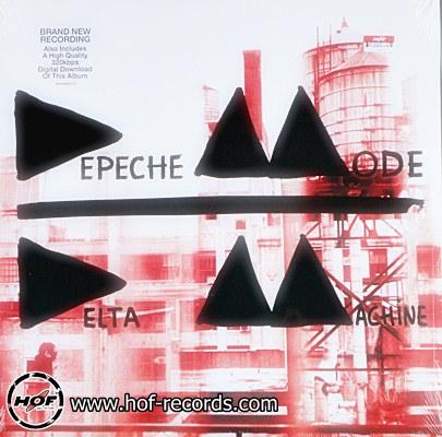 Depeche Mode - Delta machine 2 Lp new