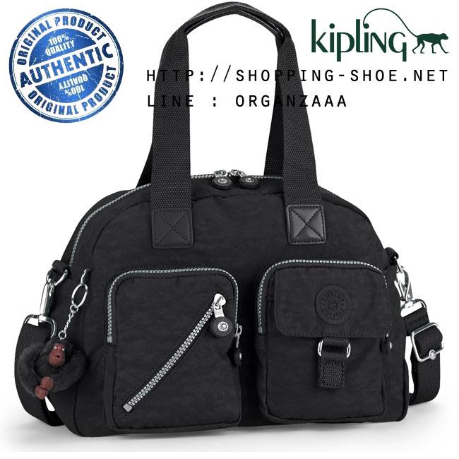 Kipling Defea - Black (Belgium)