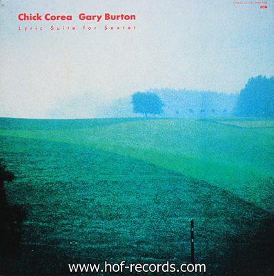 Chick Corea , Gary Burton - Lyric Suite For Sextet 1983