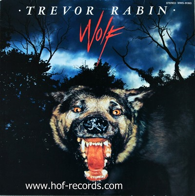 Trevor Rabin - Wolf 1980