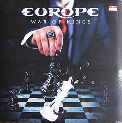 Europe - War Of Kings 1lp N.