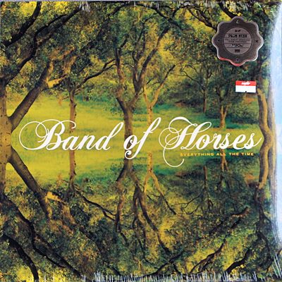 Band Of Horses - Everything All The Time 1lp NEW
