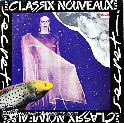 Classix Nouveaux - Crecret 1 LP