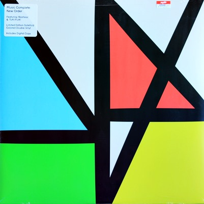 New Order - Music Complete 2Lp N.