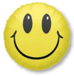 ลูกโป่งฟลอย์นำเข้า Smile / Item No. AG-21545 แบรนด์ Anagram ของแท้