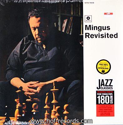 Charies Mingus - Mingus Revisited 1lp