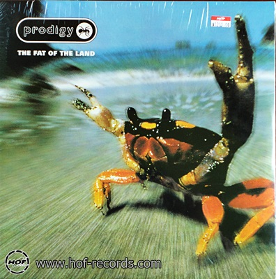 Prodigy - The Fat Of The Land 2013 2lp ( NEW )