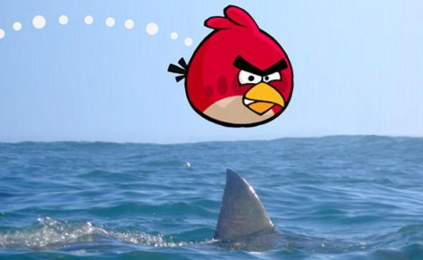 Air Swimmer - Flying Angry Bird นกแองกรี้เบริ์ดบอลลูน สุดฮิตมาใหม่ไม่รวมก๊าซฮีเลียม