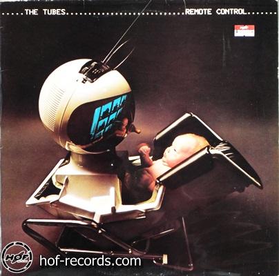 The Tubes - Remote Control 1lp