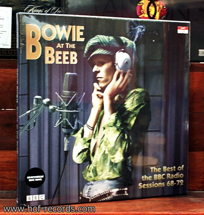David Bowie - At The Beeb The Best Of BBC Radio 68'-72' 4Lp