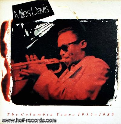 Miles Davis - The Columbia Years 1955=1985 Boxset 5Lp