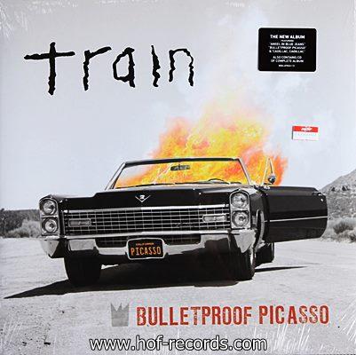 Train - Bulletproof Picasso 1lp N.