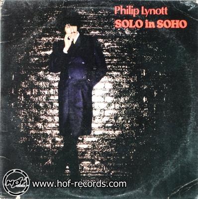 Philip Lynott - Solo In soho 1lp