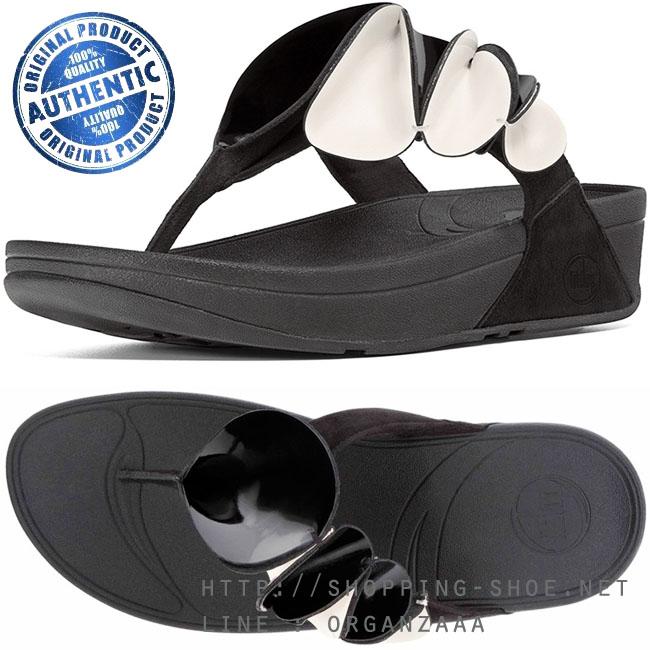 Fitflop Hanabira Black/White ของแท้ นำเข้าจาก USA และ UK