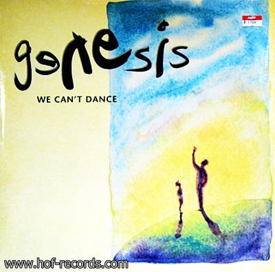 Genesis - We Can't Dance 2Lp N.