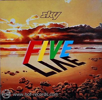 SKY - SKY 5 1983 2lp