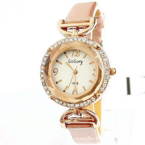A009 Crystal Diamond Watch